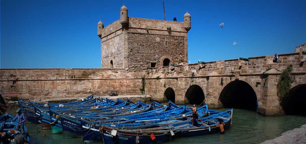 Essaouira – Skala Du Port