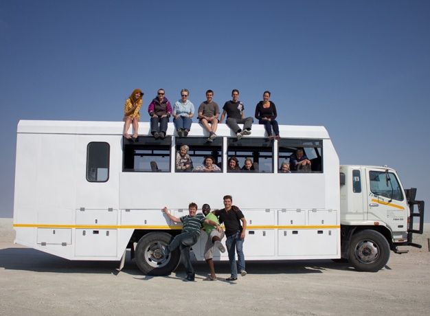 Overland Trip Namibia Africa