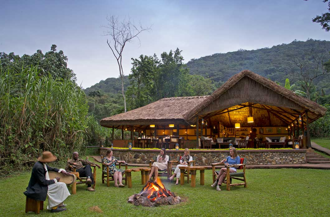 Sanctuary Gorilla Forest Camp - Uganda