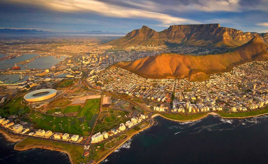 Cape Town - 'The Mother City'