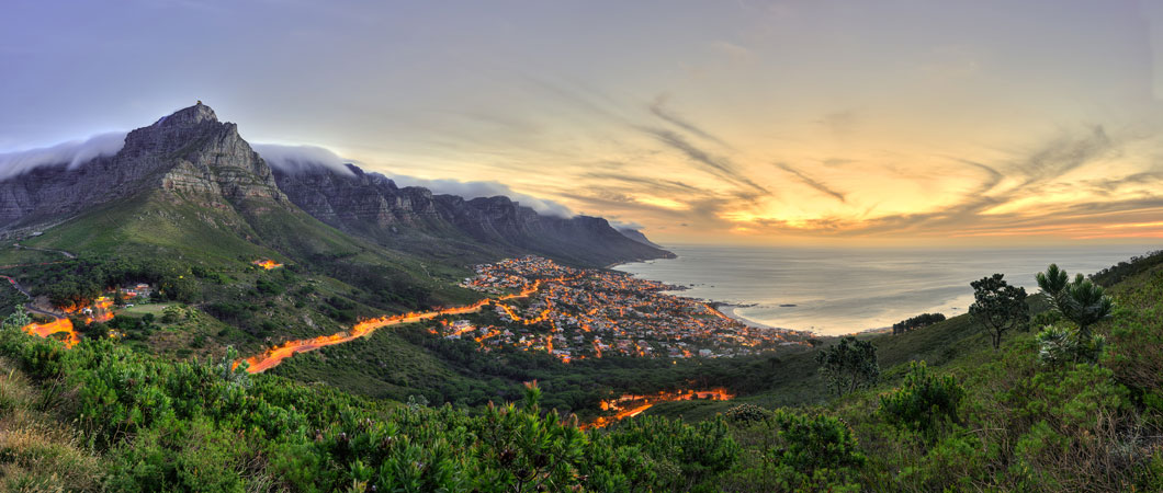 Spectacular Views of Cape Town