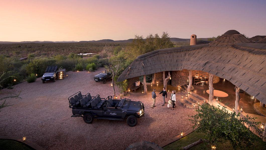 Lelapa Lodge, Madikwe Game Reserve