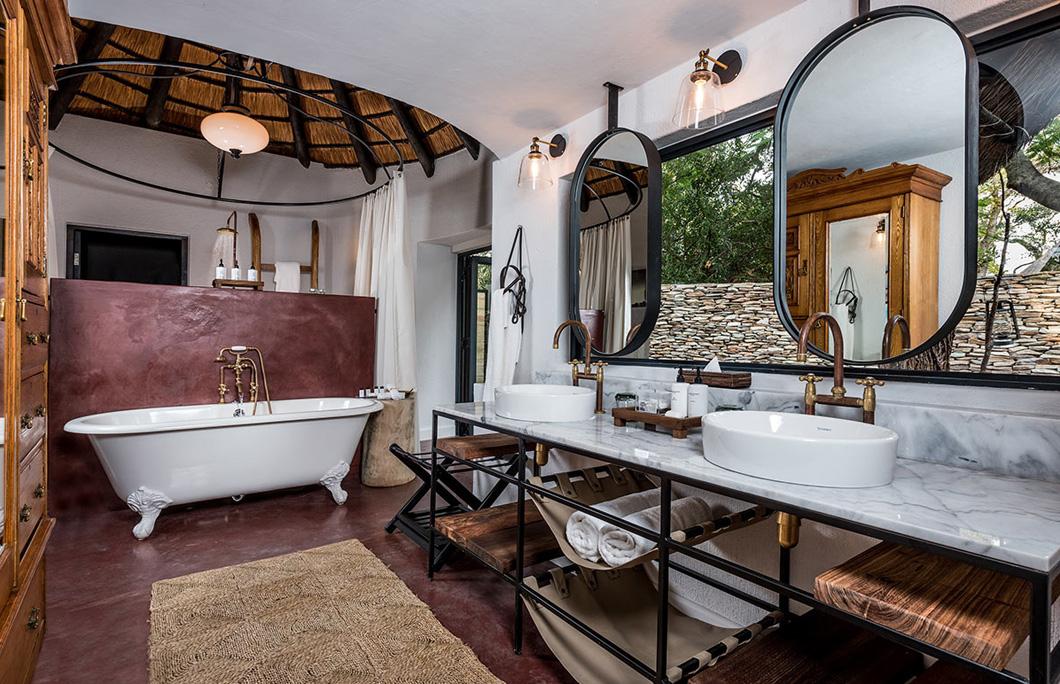 Sabi Sabi Selati En Suite Bathroom