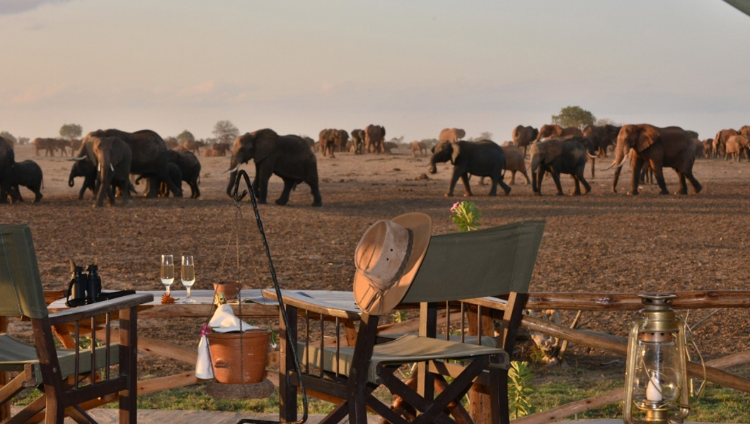 Satao Camp - Tsavo East NP