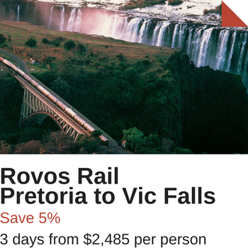 Africa Rail Special Offer