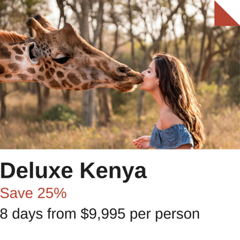 Luxury Kenya Travel Discount