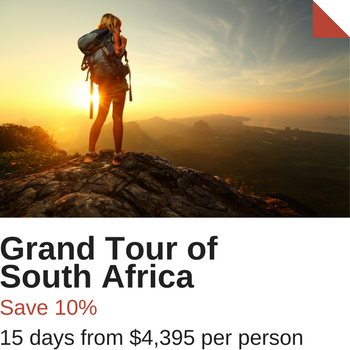 South Africa Tour Deal