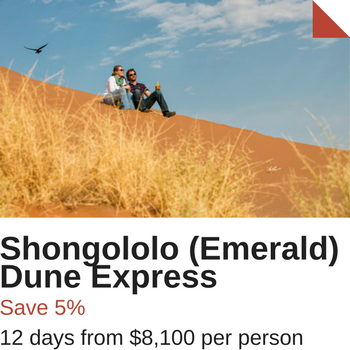 Train Journey Namibia Discount