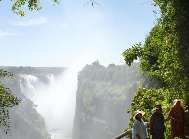 Is Zimbabwe Travel Safe