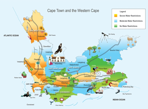 Travel in Cape Town