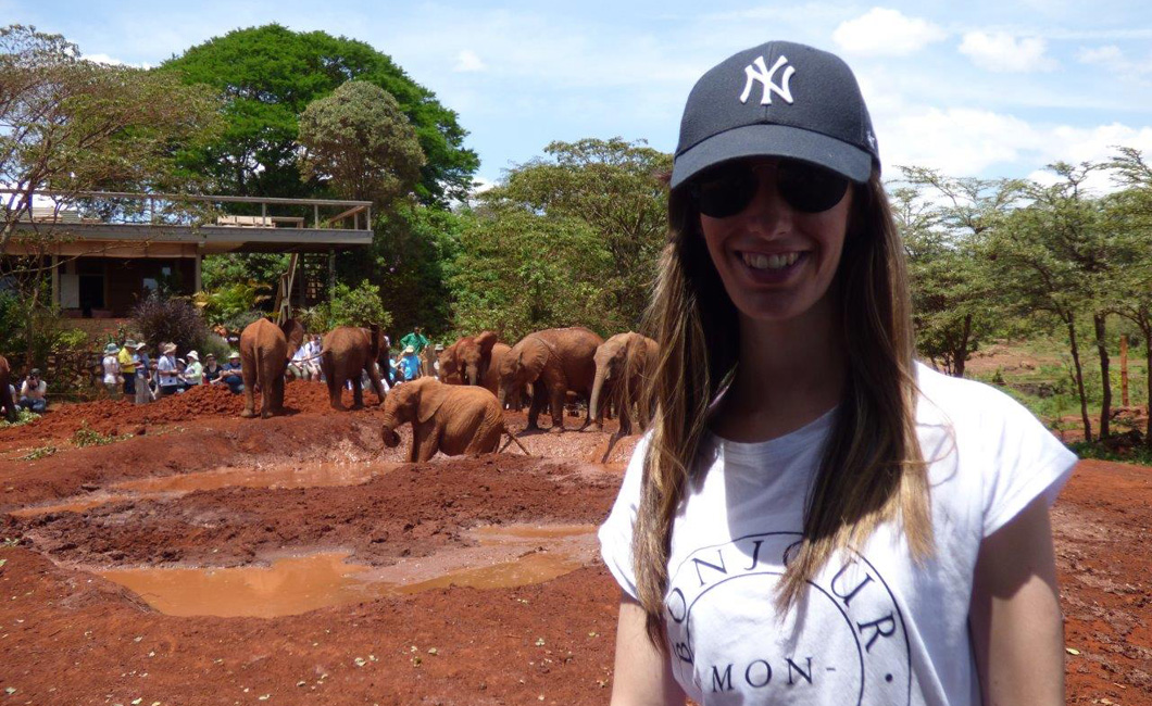 My Happy Place - Watching these rescued baby eles frolicking in the mud!