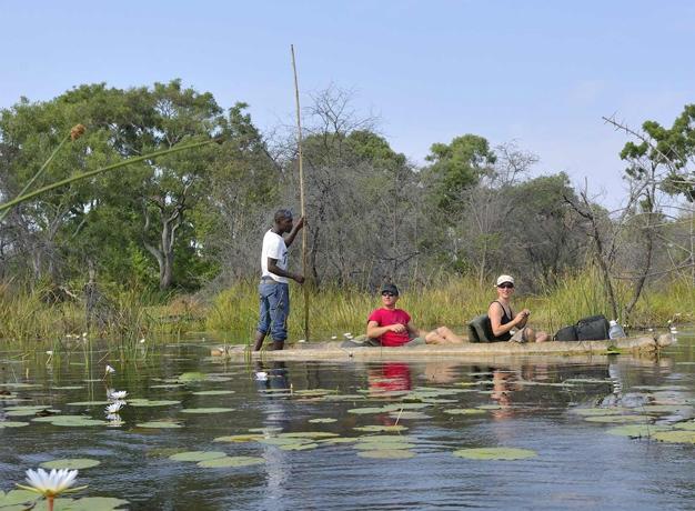 Best time Okavango Delta