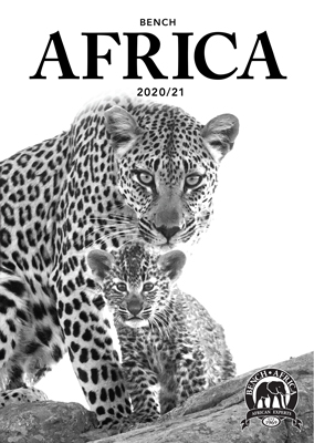 safari tours catalogue for Africa travel from Australia