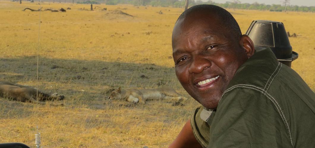 Calvet, Somalisa Expeditions Safari Guide and Storyteller