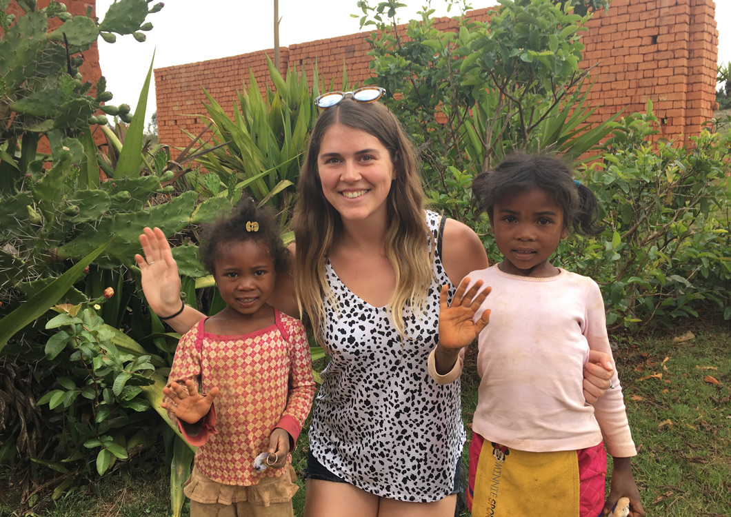Our Madagascar Travels: Wave For The Camera!