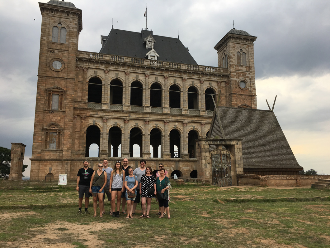 Our Madagascar Travels: Queens Palace, Antananarivo