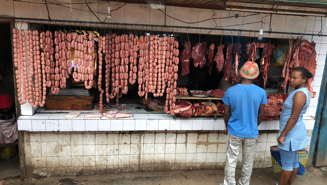Our Madagascar Travels: The Markets in Antananarivo