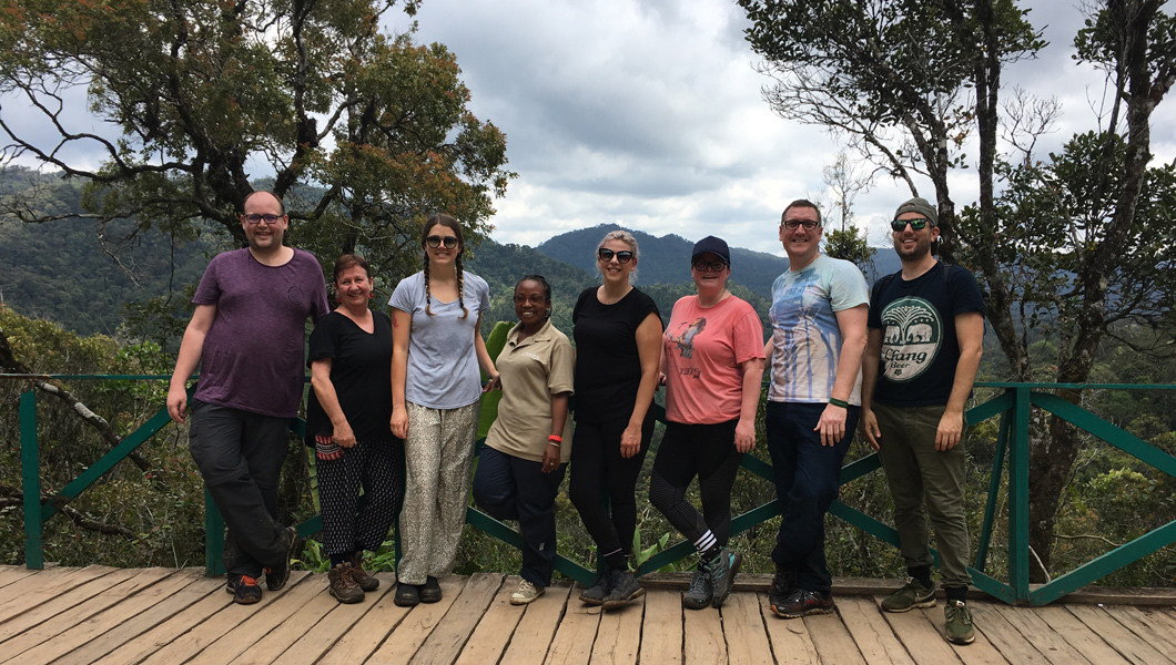 Our Madagascar Travels: Nice And Sweaty After Trekking For 4 Hours!