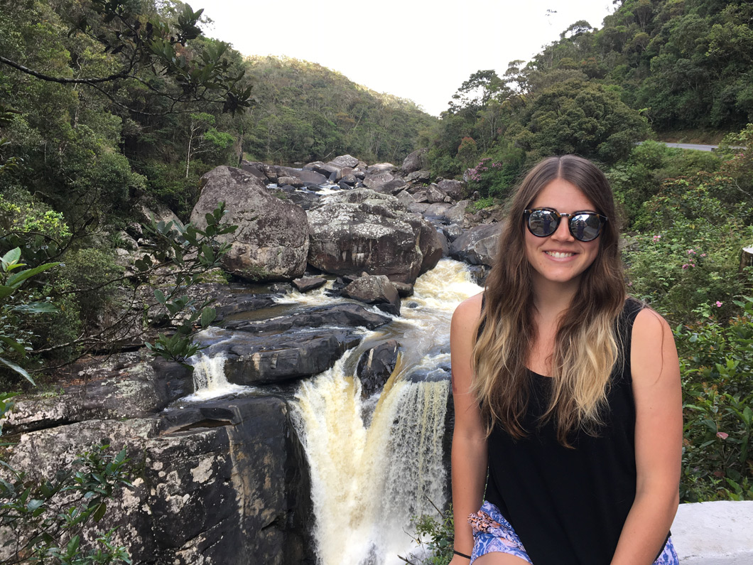 Our Madagascar Travels: The Stunning Waterfall in Ranomafana National Park