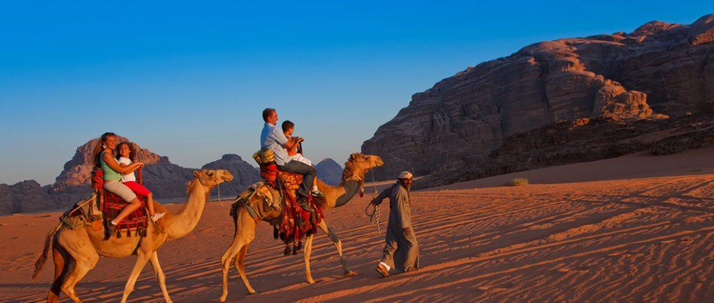 Camel Safari Wadi Rum
