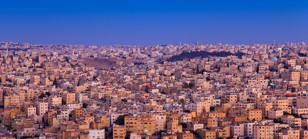 Old Amman Jordan