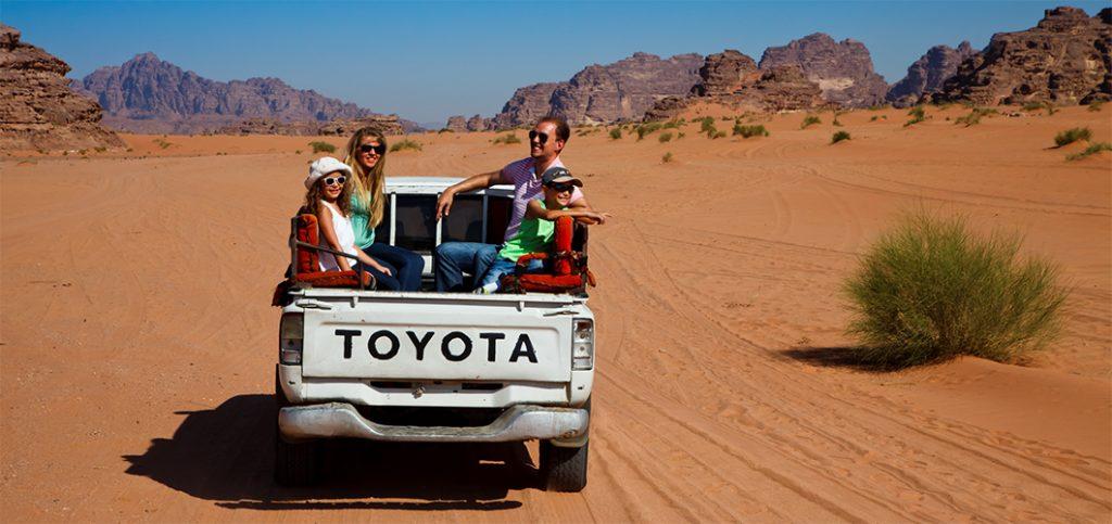 Wadi Rum Jeep Safari in Jordan