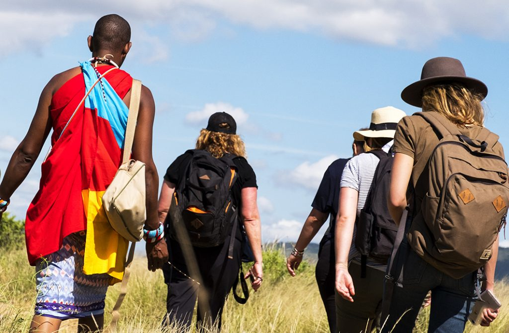 Ladies Adventure Group Safari Tour Expedition